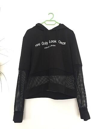 Kadın Yazlık Sweatshirt