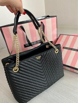 Victoria secret sıfır etiketli çanta