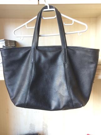 LC Waikiki Siyah kol çantası