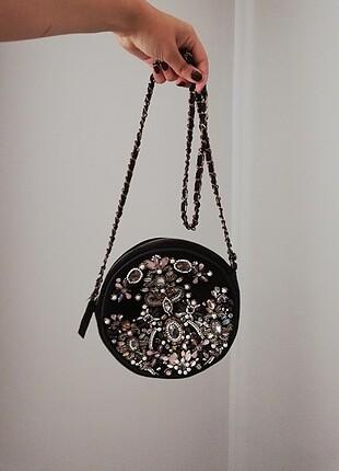 Accessories gece çantası