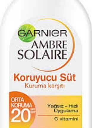 Güneş koruyucu süt