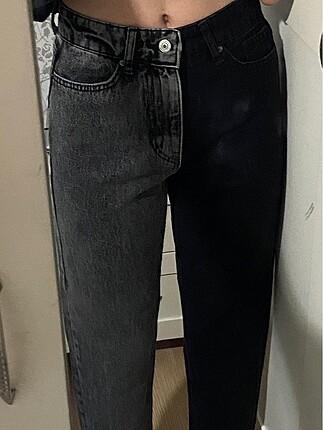 cift renk pantolon