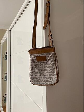 Calvin Klein Orjinal çantası