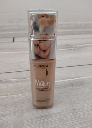 LOREAL PARİS TRUE MATCH FONDÖTEN