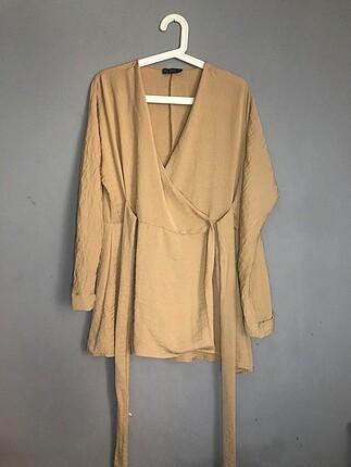 Vicky Türk elbise/pardesü