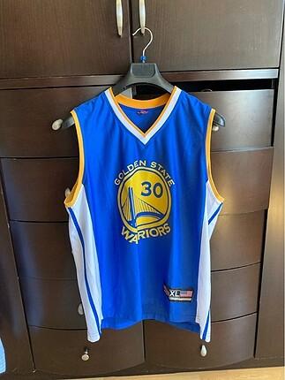Golden State Basketbol Forması Erkek