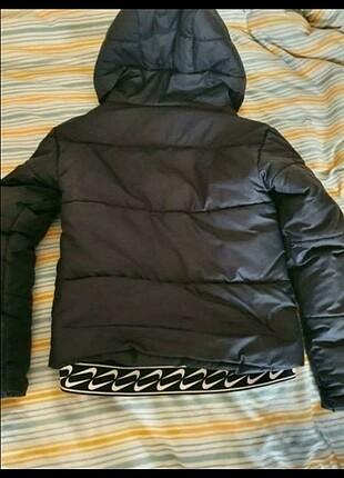 xs Beden siyah Renk Nike mont