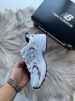 37.5 Beden beyaz Renk New Balance 530