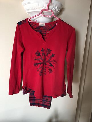 Dagi kışlık pijama takımı