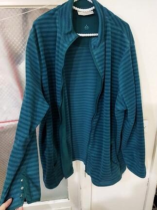 Oversize sıcacık ceket