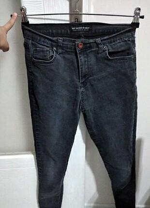 Siyah kot jean