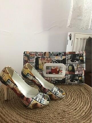 Çanta&Ayakkabı takımı