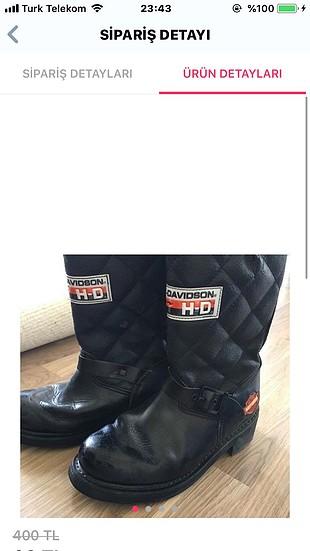 Harley cizme