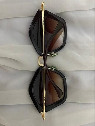 Mıu mıu kadın gözlük