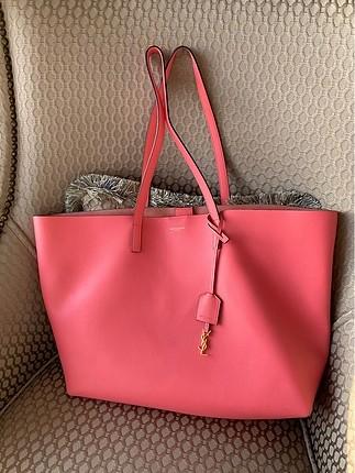 Saint Laurent Shopping Bag