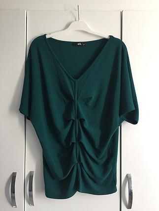 ADL Yeşil bluz