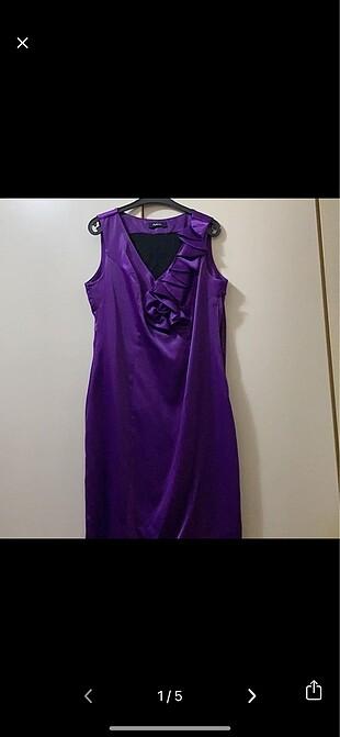 Aytenler gece elbisesi