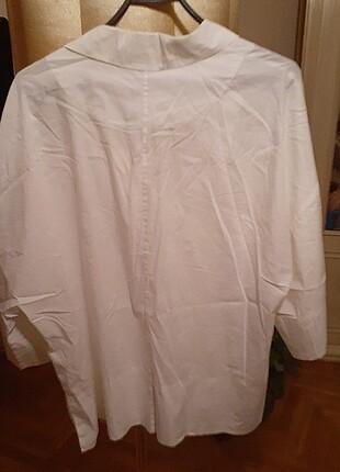 l Beden Beyaz gömlek
