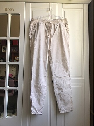 İnce kumaşlı pantolon