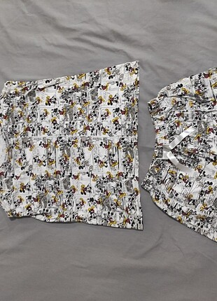 Şort pijama takımı