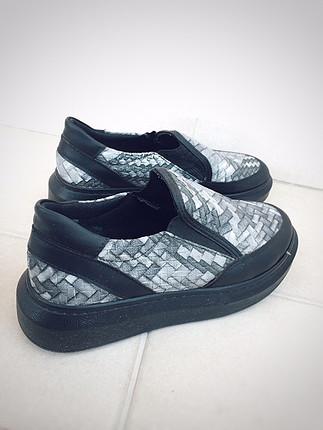 Diğer Siyah Sneaker