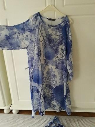 sifon elbise