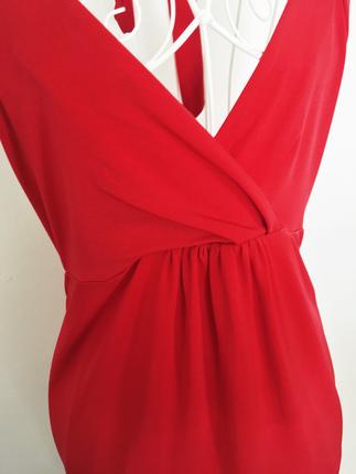 s Beden kırmızı Renk Network sıfır elbise ????
