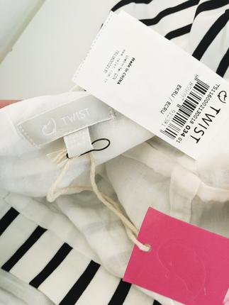 xs Beden beyaz Renk Twist 2016 sezonu elbise