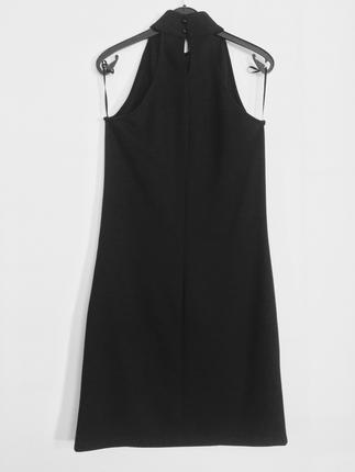 m Beden siyah Renk Stradivarius elbise