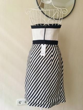 ipekyol İpekyol straplez elbise