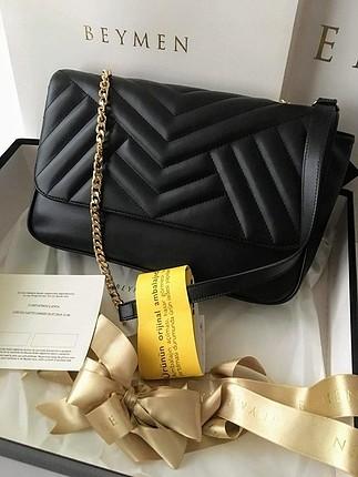 Beymen siyah çanta