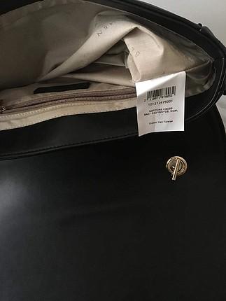 diğer Beden siyah çanta