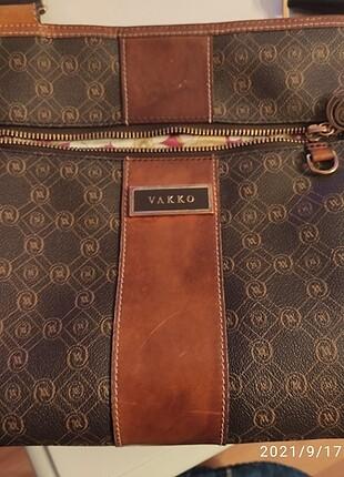 Vakko postacı çanta