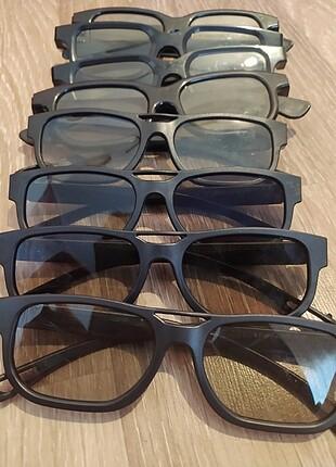 Ray Ban 3D gözlük