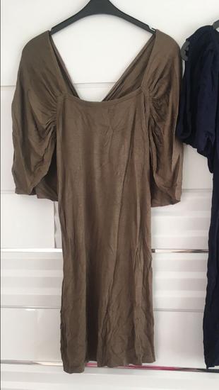 İncecik Triko mini elbise -tunik