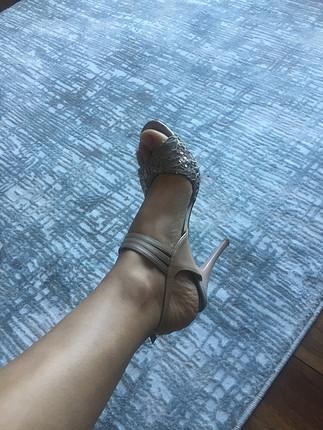 Dans ayakkabısı Turquoise