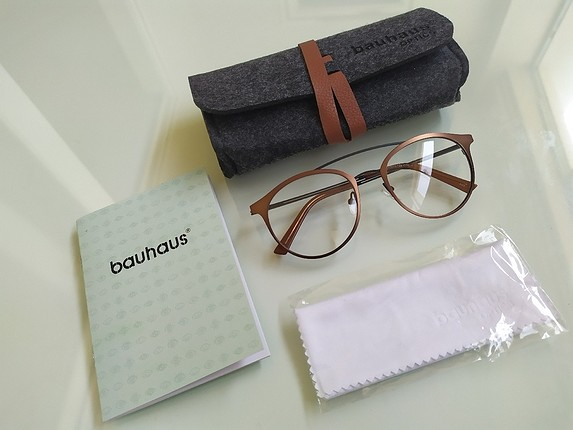 Bauhous Optik Gözlük