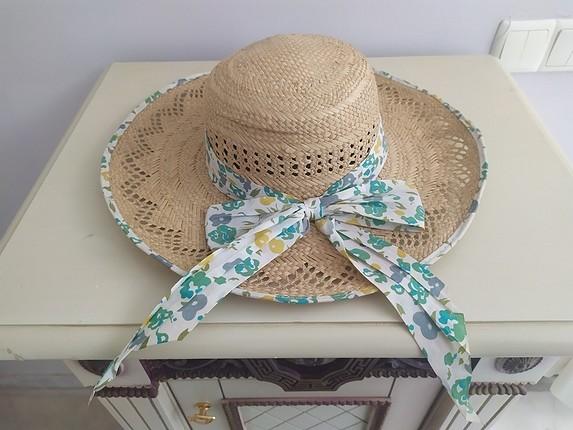 plaj şapkası