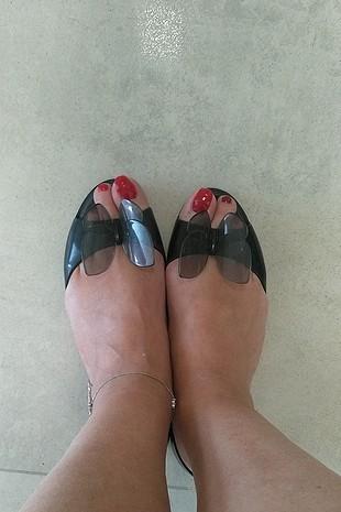 Melissa kelebekli sandalet