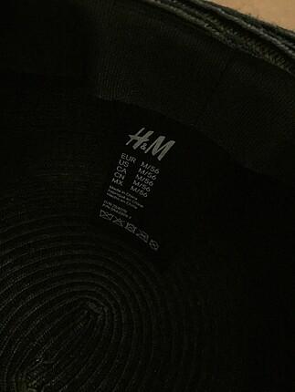H&M H&m plaj şapkası
