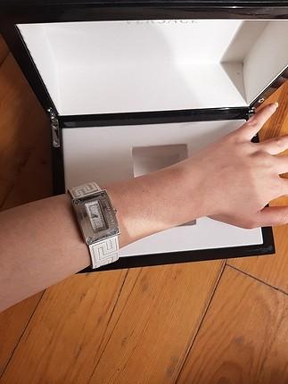 Versace beyaz saat