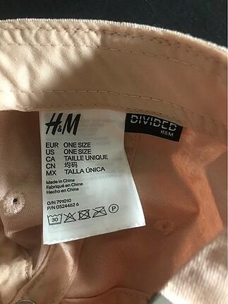 H&M H&M pembe şapka