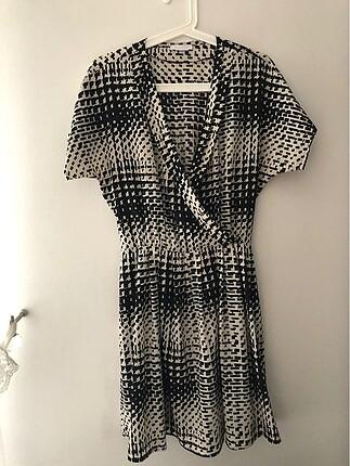 Günlük kısa elbise