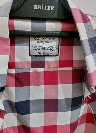 Collezione erkek gömlek