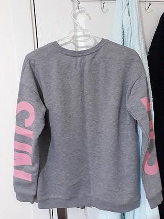 Defacto Defacto baskılı sweatshirt