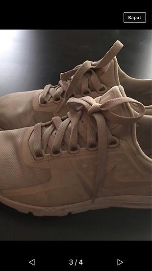 38 Beden bej Renk Orijinal nike ayakkabı