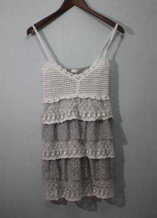 S Beden Elbise Askılı Kısa Astarlı (13368)gd