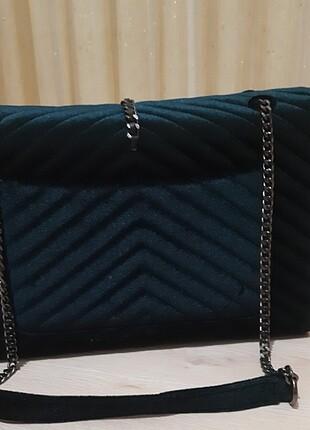 Beden yeşil Renk Matthew cox çanta