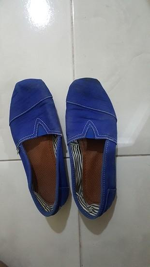 36 Beden toms ayakkabı