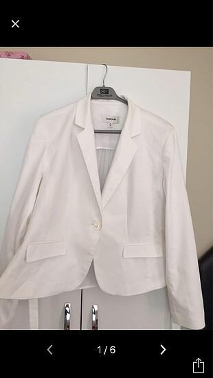 Sırt detay kadın ceket
